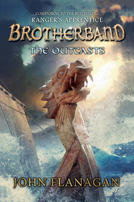 The Outcasts: Brotherband Chronicles, Book 1 (The Brotherband Chronicles #1) Cover Image