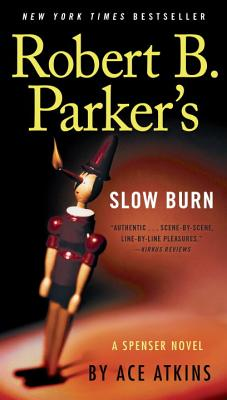Robert B. Parker's Slow Burn Cover Image