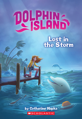 Lost in the Storm (Dolphin Island #2) Cover Image