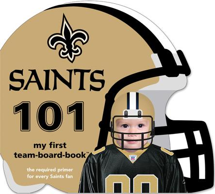New Orleans Saints 101 Cover Image