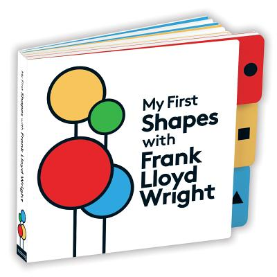 My First Shapes with Frank Lloyd Wright Cover Image