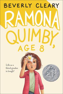 Ramona Quimby, Age 8 Cover