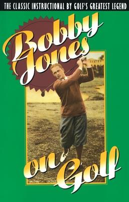 Bobby Jones on Golf Cover