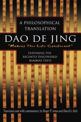 DAO de Jing: A Philosophical Translation Cover Image