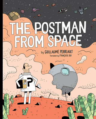The Postman From Space Cover Image