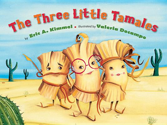 The Three Little Tamales Cover