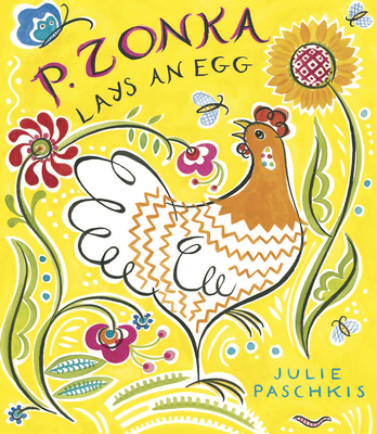 P. Zonka Lays an Egg Cover