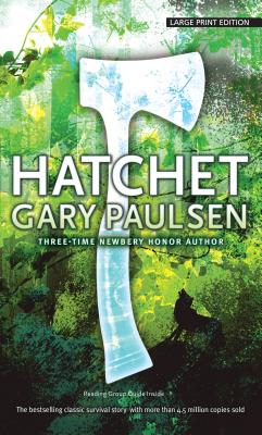 Hatchet Cover Image