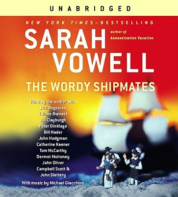 The Wordy Shipmates Cover Image