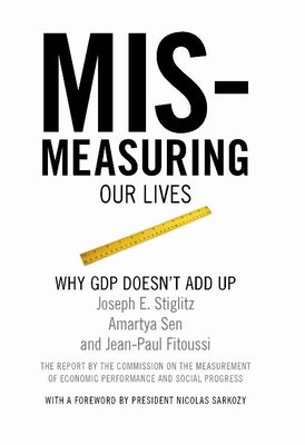 Mismeasuring Our Lives Cover