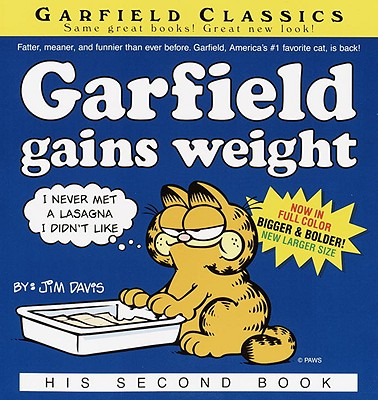 Garfield Gains Weight Cover Image