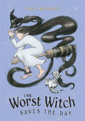 The Worst Witch Saves the Day Cover Image