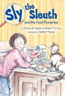Sly the Sleuth and the Food Mysteries Cover