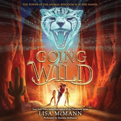 Going Wild Lib/E Cover Image