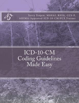 ICD-10-CM Coding Guidelines Made Easy Cover Image