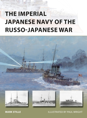 The Imperial Japanese Navy of the Russo-Japanese War (New Vanguard #232) Cover Image