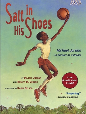 Salt in His Shoes: Michael Jordan in Pursuit of a Dream Cover Image