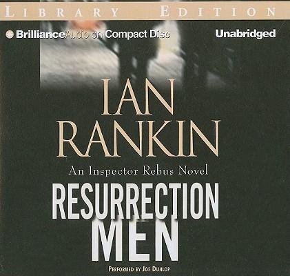 Resurrection Men Cover Image