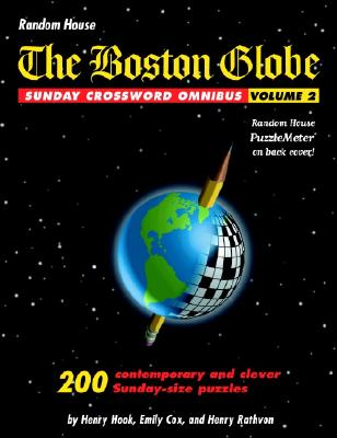 The Boston Globe Sunday Crossword Omnibus, Volume 2 Cover