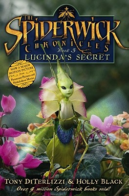 Lucinda's Secret: Movie Tie-in Edition (The Spiderwick Chronicles #3) Cover Image