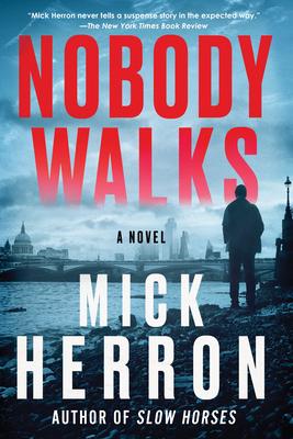 Cover for Nobody Walks