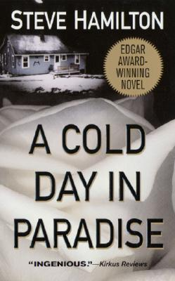 A Cold Day in Paradise: An Alex McKnight Novel Cover Image