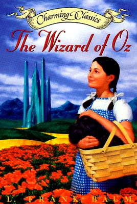 The Wizard of Oz Book and Charm Cover Image