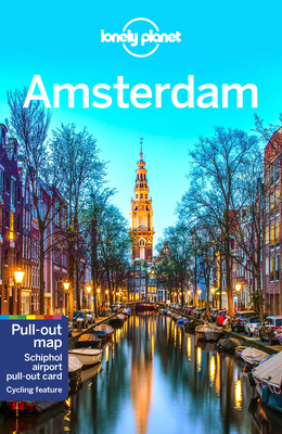 Lonely Planet Amsterdam 12 (City Guide) Cover Image