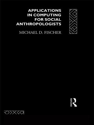 Applications in Computing for Social Anthropologists Cover Image