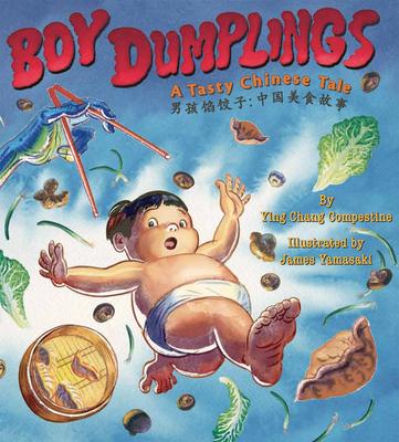 Cover for Boy Dumplings