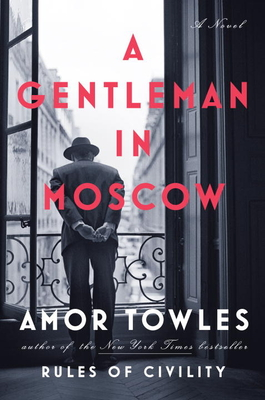 image for A Gentleman in Moscow (AUDIO)