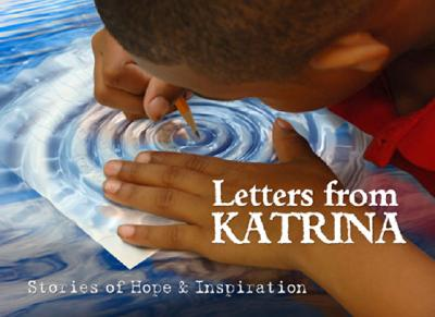 Letters from Katrina: Stories of Hope and Inspiration Cover Image