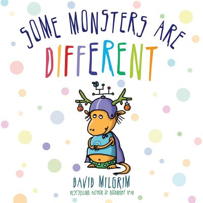 Some Monsters Are Different Cover