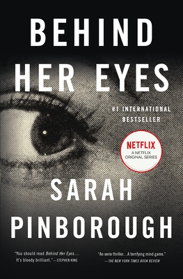 Cover for Behind Her Eyes