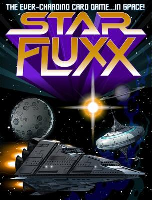 Card Game-Star Fluxx Cover Image