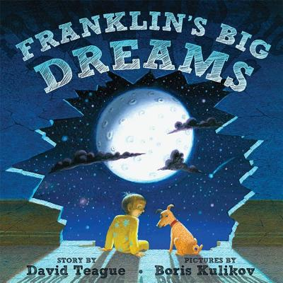 Franklin's Big Dreams Cover