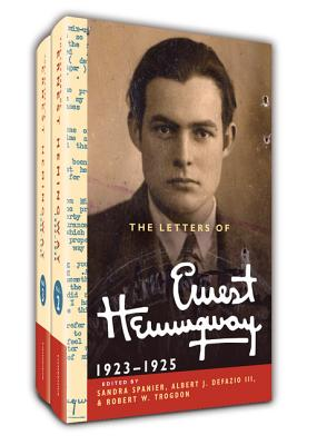 The Letters of Ernest Hemingway Hardback Set Volumes 2 and 3: Volume 2-3 Cover Image