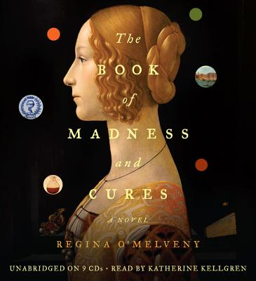 The Book of Madness and Cures Cover