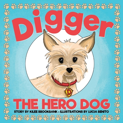 Cover for Digger the Hero Dog