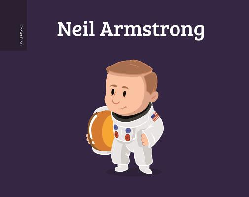 Pocket Bios: Neil Armstrong Cover Image