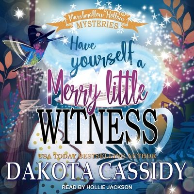 Have Yourself a Merry Little Witness Lib/E Cover Image