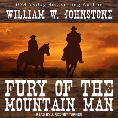Fury of the Mountain Man (Last Mountain Man #12) Cover Image