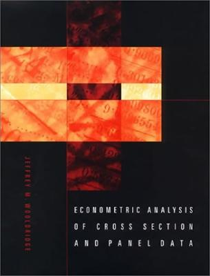 Econometric Analysis of Cross Section and Panel Data Cover Image
