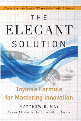 The Elegant Solution Cover