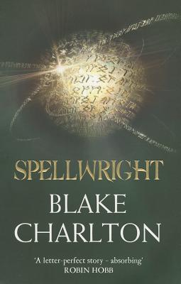 Cover for Spellwright