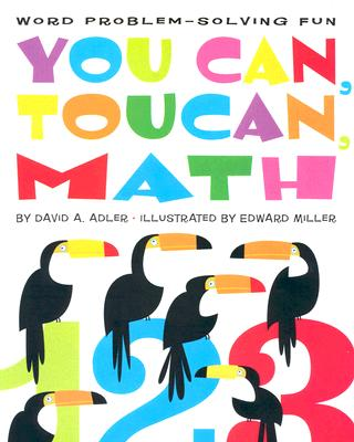 You Can, Toucan, Math Cover