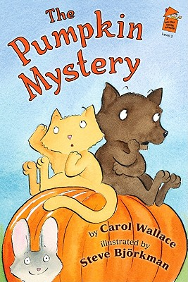 The Pumpkin Mystery Cover