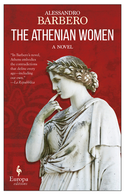 The Athenian Women: A Novel Cover Image