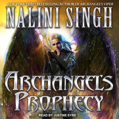 Archangel's Prophecy (Guild Hunter #11) Cover Image