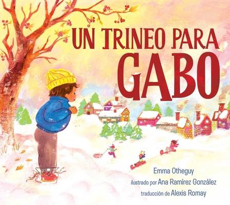 Un Trineo Para Gabo Cover Image